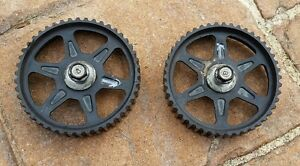 1990 1993 Mazda Miata Mx 5 1 6l Camshaft Cam Gears With Bolts Washers Pair