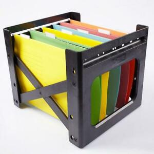 Hanging Clamp Frame Hanging Rack Storage Fast Document Trays Office Supplies