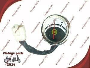 5xroyal Enfield Classic 350cc Amp Ampere Meter Gauge With Wire