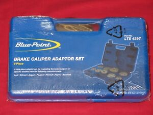 Blue Point as Sold By Snap On Brake Caliper Adaptor Set Brand New In Box