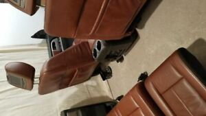 07 14 Expedition King Ranch Seats Complete Interior Set Door Panels