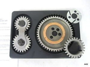 Gear Drive Timing Set For 1965 1990 Big Block Chevy Gm Bbc 7 4l 454