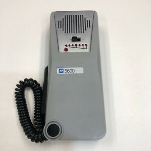 Tif 5600 Automatic Halogen Leak Detector Pre owned 086457501
