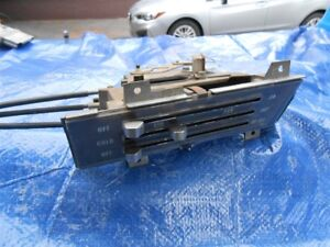 68 1968 Chevy Impala Caprice Ss Belair Biscayne Non Ac Heater Control W Cables