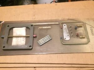 Nos 12600 Nos Nitrous Cheater Injector Plate Kit
