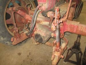 Ih Farmall 560 450 400 Complete Working Fast Hitch We Ship Antique Tractor