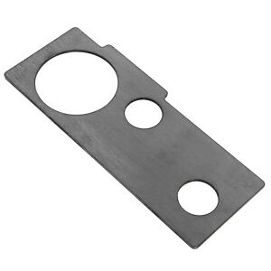 Power Steering Box Rust Repair Frame Section Plate 87 95 For Jeep Wrangler Yj Lh