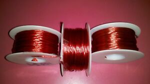 Litz Wire 13 Strands Of 30 Awg 300 Feet 1 87 Lbs