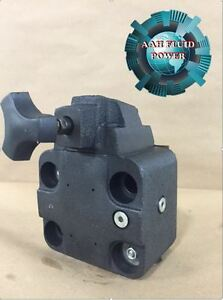 Vickers Cg10b30 Relief Valve New Replacement Cg 10 B 30 Subplate Mount 590958
