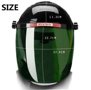 Welding Cap Shield Helmet Mask Welding Protective Cap Welding Glasses Uv Resist