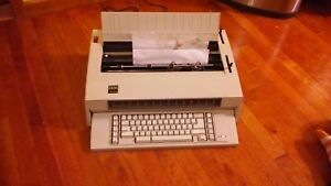Ibm Wheelwriter 3 Electronic Typewriter