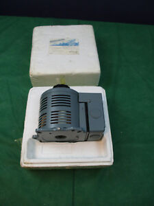 Powerstat Variable Transformer 116ct New In Package W o Cord