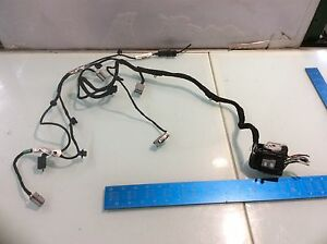 11 12 13 Ford Taurus Center Console Line In Wire Wiring Harness Antenna Oem E