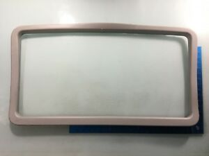 11 14 Toyota Sienna Front Interior Roof Glass Trim Garnish Bezel E
