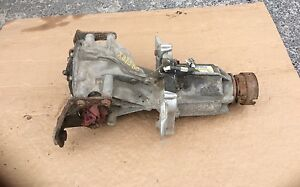 09 2009 Ford Flex Rear Axle Carrier Differential Oem E
