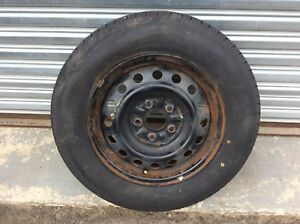 02 03 04 05 06 Toyota Camry Wheel Rim 15x6 1 2 And Tire Prometer 205 65r15 94t E
