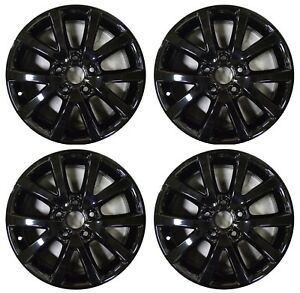 16 Volkswagen Jetta 10 11 12 13 14 15 16 17 Factory Oem Rim Wheel 69897 Set