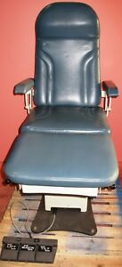 Mti 525 Podiatry Power Exam Chair Procedure Power Exam Table With Foot Switch