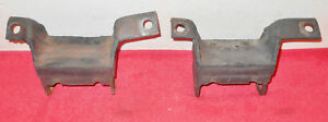 1967 Mustang Fastback Coupe Gt Gta Shelby Cougar Orig 289 Motor Insulator Mounts