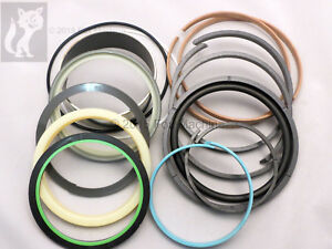 Seal Kit For Hitachi Ex200 Excavator Bucket Cylinder Wear Rings