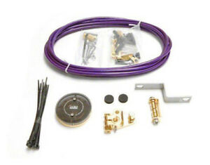 Hks Universal Circle Earth Grounding Kit 48004ah003 24k Gold Plated Terminals