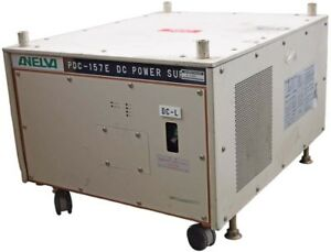 Anelva Pdc 157e 600v 25a 15kw 3 phase High Voltage Dc Sputtering Power Supply 2