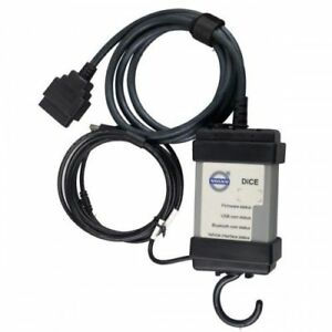 Newest Vida Dice 2014d For Volvo Full Chip Scanner Obd2 Diagnos