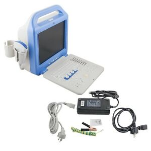 Lcd 12 Color Doppler Itouch Ultrasound Scanner System Convex Linear Probe Fda