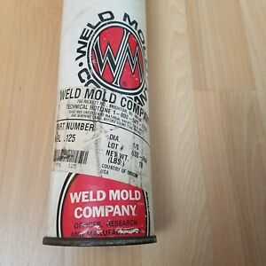 Weld Mold 959l 1 8 Rods 10lbs Of Sealed Tool Steel Welding Stick Electrodes