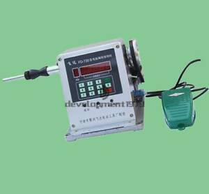 Computer Controlled Coil Transformer Winder Winding Machine 0 03 1 8mm 220v
