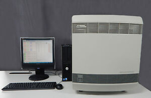 Ab Sciex 7900ht Real time Pcr System