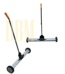 36 Magnetic Sweeper With Wheels