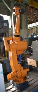 110 Lb Gsk rb50 6 axis Cnc Arm type Material Handling Robot 28576