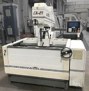 Sunnen Cylinder King Ck 21 Vertical Hone With Control And Large Tooling Package