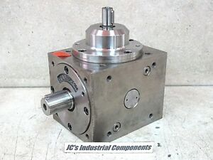 Tandler 4 1 Ratio A1 I s 515 d2 Right Angle Gear Drive