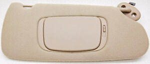 New Old Stock Caravan Voyager Town And Country Passenger Side Sun Visor Beige
