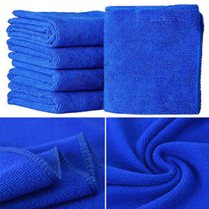 High Quality Soft Microfiber Towel For Car Cleaning Wash Drying