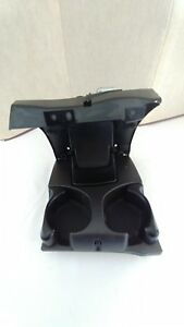 1998 1999 2000 2001 Dodge Ram Truck Cup Holder Dark Mist Grey Dual 1500 2500