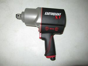 Earthquake Xt 3 4 Composite Xtreme Impact Wrench 1700 Ft Lbs Torque New Eq34xt