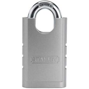Keyed Padlocks Stanley Hardware S828 152 Cd8820 Shrouded Hardened Steel In 50mm