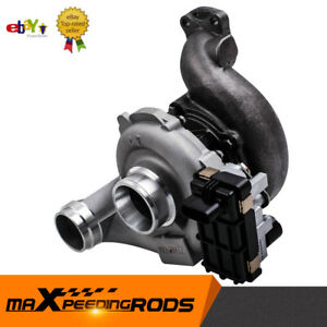 Turbo Turbocharger For Jeep Grand Cherokee 3 0l Crd 2007 Electronic Actuator