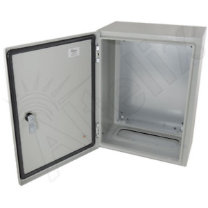 Altelix 16x12x8 Steel Nema Box 4x Weatherproof Outdoor Equipment Enclosure