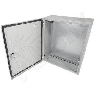 Altelix 20x16x8 Steel Nema Box 4x Weatherproof Outdoor Equipment Enclosure
