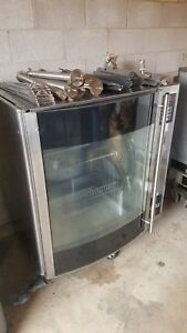 Hobart Chicken Rotisserie Oven Commercial Rotary Electric Oven