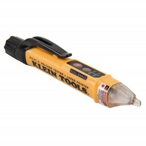 Dual Range Non contact Voltage Tester 12 48v Ac 48 1000v Ac With Laser Pointer