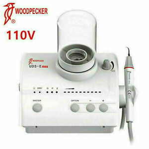 Woodpecker Uds e Led Dental Ultrasonic Piezo Scaler Compatible Ems Fda Ce