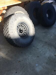 Tires And Wheels F250