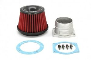 Apexi Power Universal Air Filter And Flange 85mm 500 a029