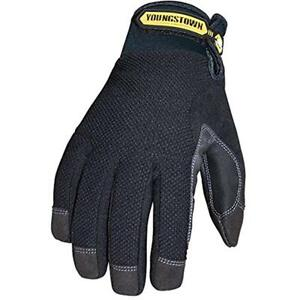 Youngstown Safety Work Gloves Glove 03 3450 80 m Waterproof Winter Plus Medium