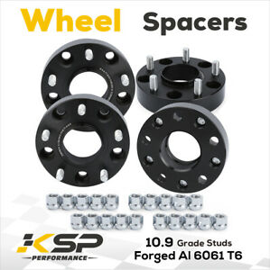 2011 2018 Ram 1500 5x5 5 1 5 Thick Hub Centric Wheel Spacers Adapters Black Usa